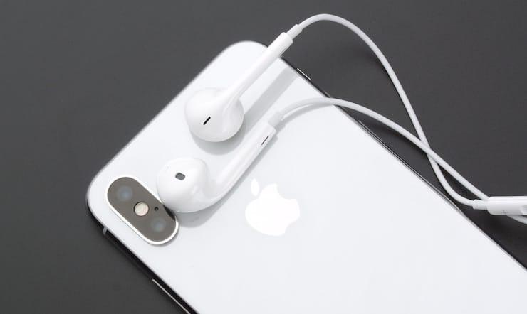 Все функции кнопок оригинальных наушников из комплекта iPhone