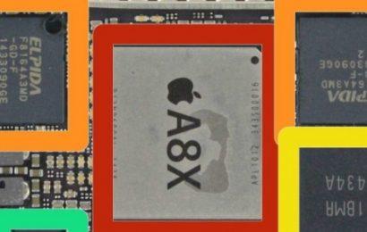 Apple A8X: Графика в зоне особого внимания