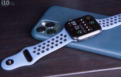Apple Watch Series 5 — первые впечатления